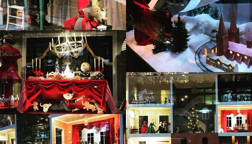 """VivBon rekommenderar julskyltningen i fönstren på varuhuset NK. En 102 år gammal Stockholms tradition.🌲Temat i år är Ingmar Bergmans berömda film """"Fanny och Alexander"""".☃️Läs mer om VivBon erbjudande inför julen på http://vivbon.se.  VivBon recommends the Christmas decorations in the windows of the NK department store. A 102-year-old Stockholm tradition. The theme this year is Ingmar Bergman's famous film """"Fanny and Alexander"""". Read more about VivBon's offer before Christmas at http://vivbon.se  #vivbon #bonviant #nk #nordiskakompaniet #fannyandalexander #bergman @nordiskakompaniet #jul #christmas #vivbonnannies #nannies #nanny #vivbonnanny #conciergeservices #senior #seniorservice #children #familj #familylux #östermalm #lokala #stockolmsinnerstad"""