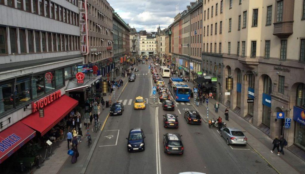 VivBon på Norrmalm Kungsgatan