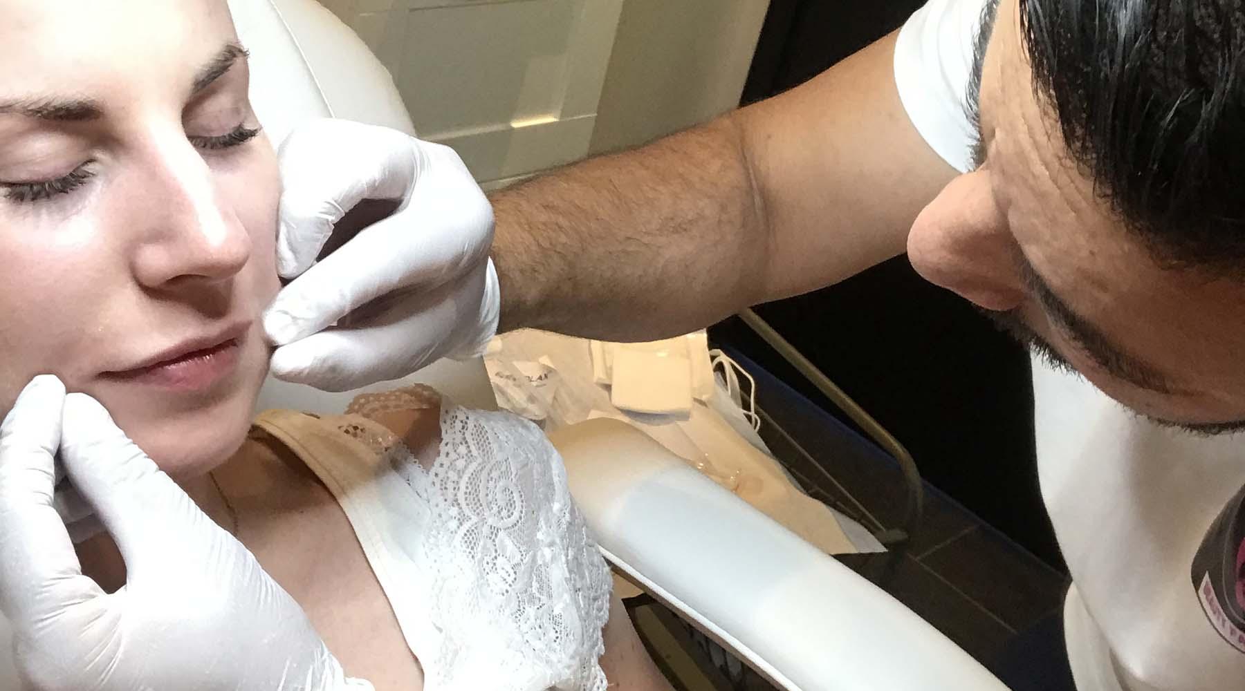 VivBon - Botox och fillers behandlingar